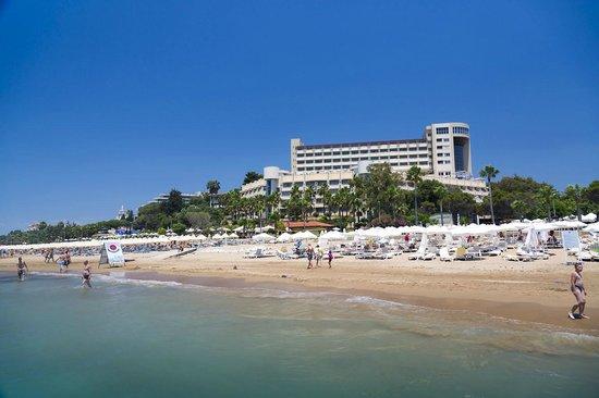 Melas Resort Hotel: General view