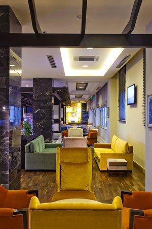Melas Resort Hotel: Lobby