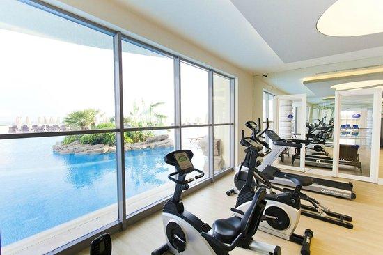 Melas Resort Hotel: Fitness