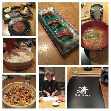 Hashi Cooking: Gourmet Class 1