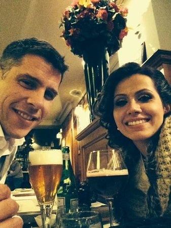 Brasserie Raymond: belgisch biertje bij het hoofdgerecht