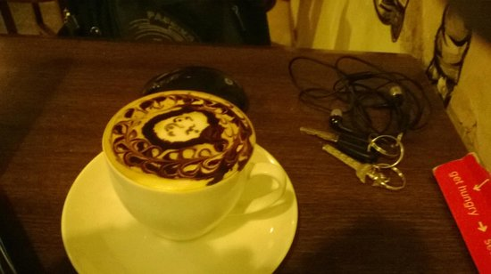 Nibs Cafe & Chocolataria: Special Coffee of The Day :)