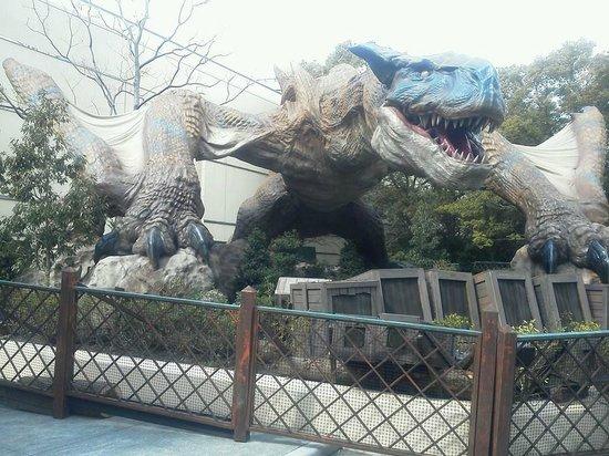 Universal Studios Japan: モンハン