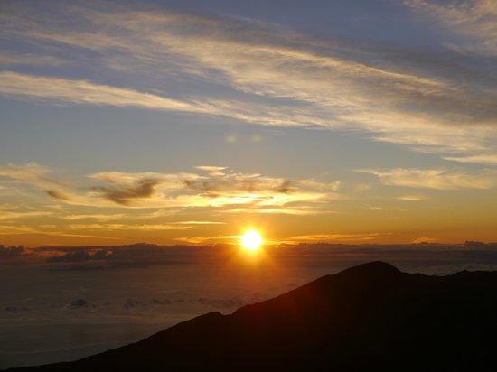 Haleakala Crater: サンライズ