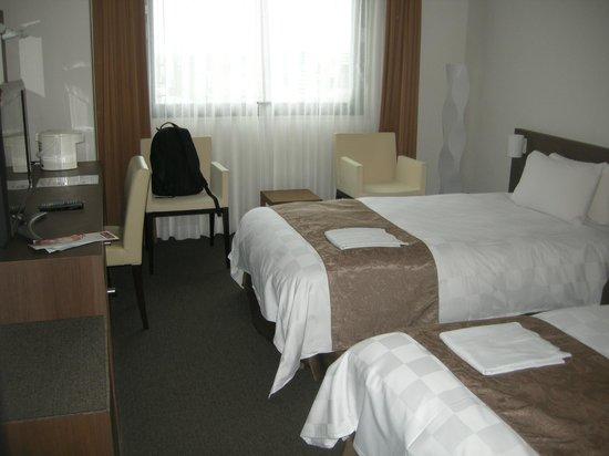 Karasuma Kyoto Hotel : The room