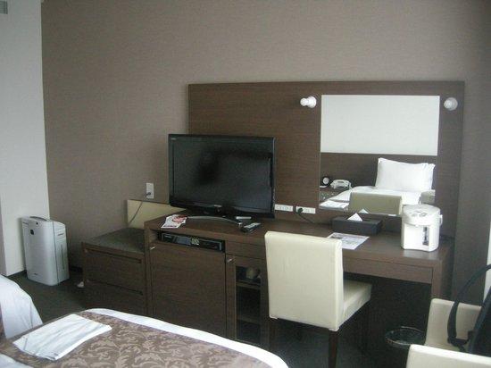 Karasuma Kyoto Hotel: The room