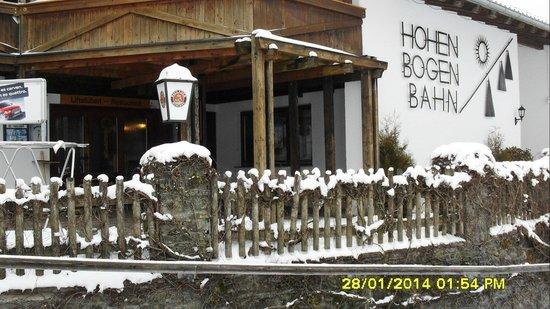 Feriendorf Am Hohen Bogen: Ski hut