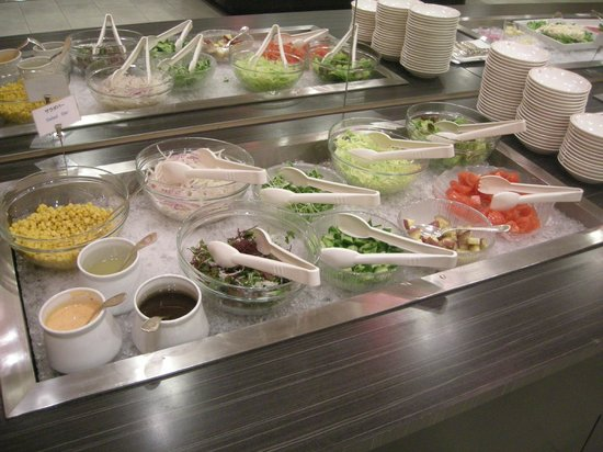 Karasuma Kyoto Hotel: Breakfast buffet
