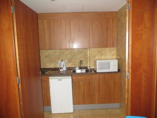 Clarion Suites Lisbon: COCINA