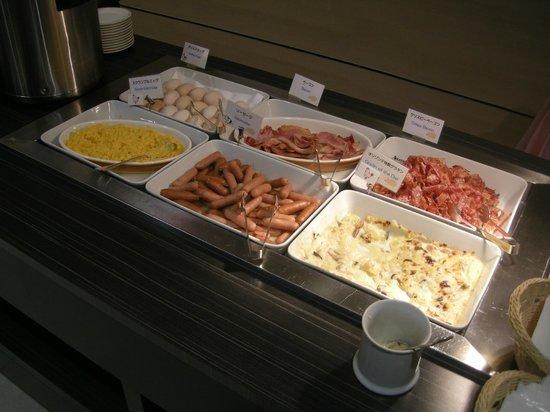 Karasuma Kyoto Hotel : Breakfast buffet