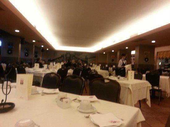 Hotel Gio' Wine e Jazz Area: sala colazioni jazz
