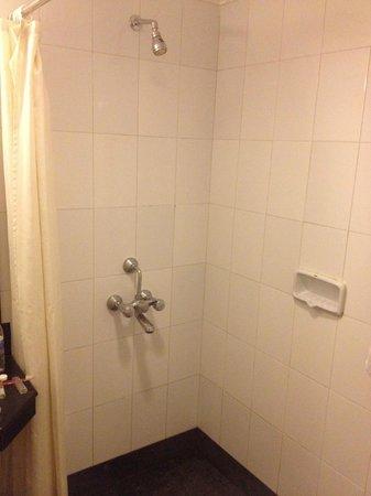 Hotel Northgate: Shower