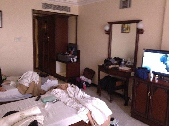 Hotel Northgate : Bedroom