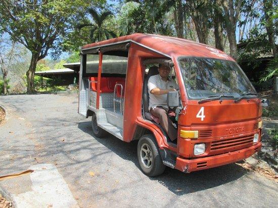 Century Langkawi Beach Resort: free shuttle service