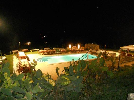 Agriturismo Il Vescovo Calabria Mare : Le feste in piscina