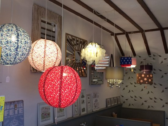 The Causeway Shop: Lighting for sale