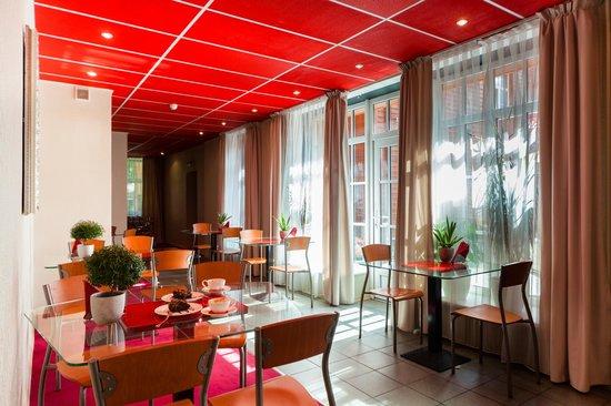 Motel Autosole: Cafe & Bar
