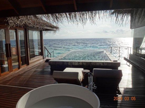 Dhevanafushi Maldives Luxury Resort Managed by AccorHotels: Wonderful experiences