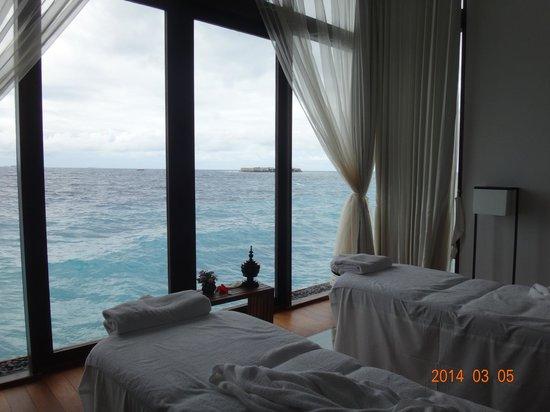 Jumeirah Dhevanafushi : Wonderful experiences
