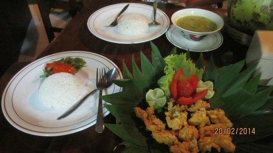 Warung Eny: Tasteful and delicate