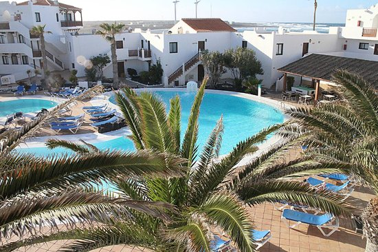 Hotel Hesperia Bristol Playa: Pool