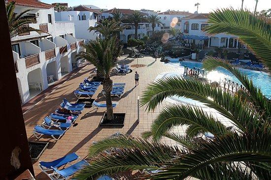 Hotel Hesperia Bristol Playa: View