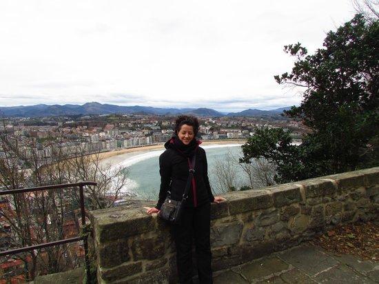 Monte Urgull: una bella passeggiata
