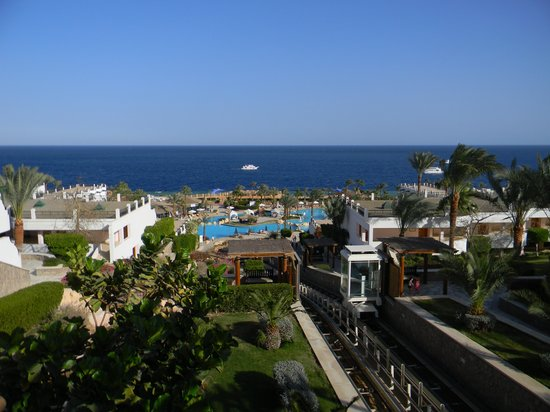 Hilton Sharm Waterfalls Resort : Территория