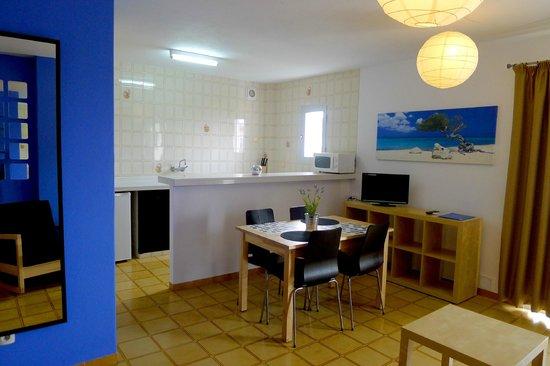 Apartamentos Fleming 50: Salón comedor