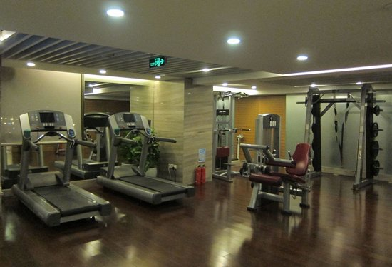 Holiday Inn Beijing Deshengmen: Gym