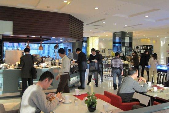 Holiday Inn Beijing Deshengmen: Breakfast Buffet