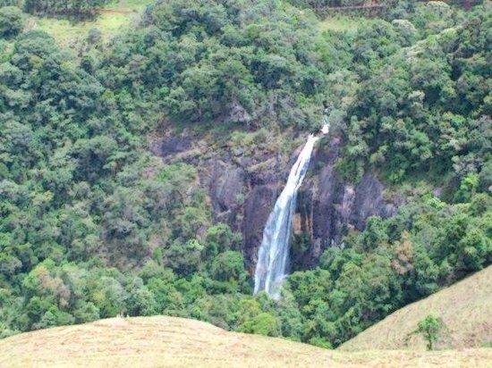 Itamonte, MG: Cachoeira Fragaria