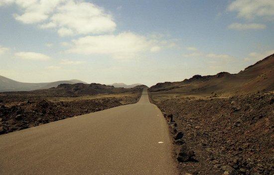 Timanfaya National Park : Timanfaya park