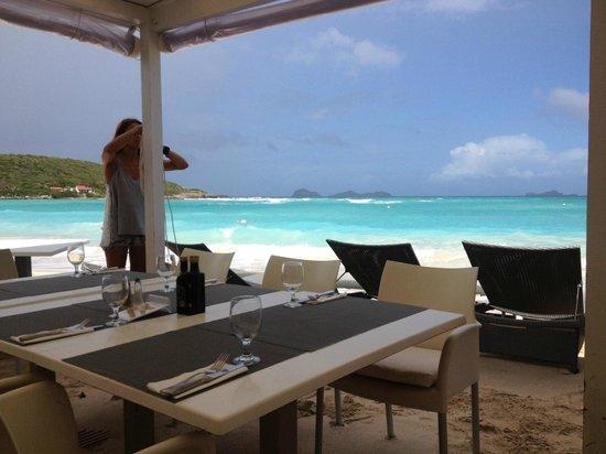 Tom Beach Hotel : La Plage