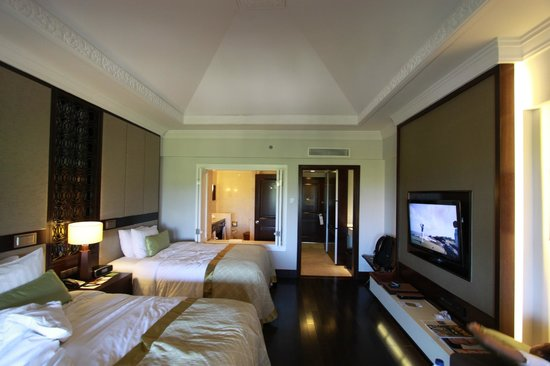 Pan Pacific Nirwana Bali Resort : 部屋