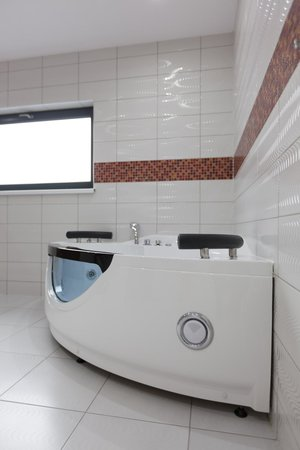 Hotel Phenix: salle de bain suite