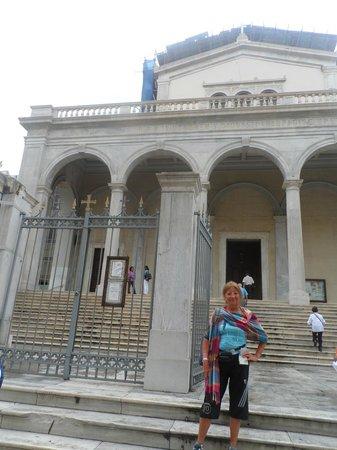 Hotel Solomou Athens: akademia
