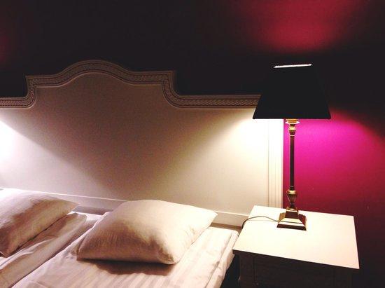 Hotel Hellstens Malmgard: Номер
