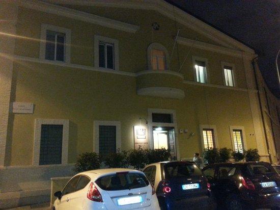 Roma Scout Center : Esterno