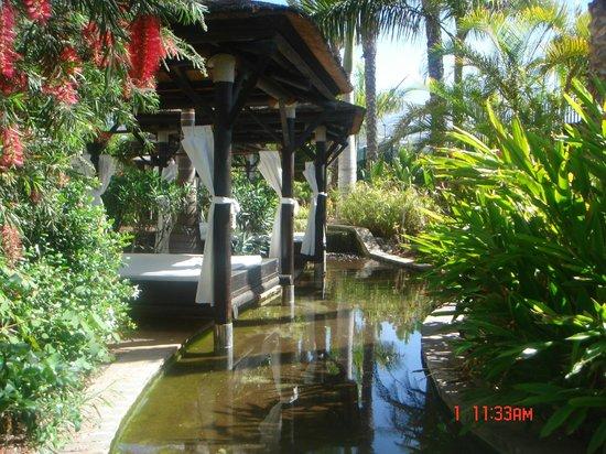 Gran Melia Palacio de Isora Resort & Spa : Cama Bilanesa