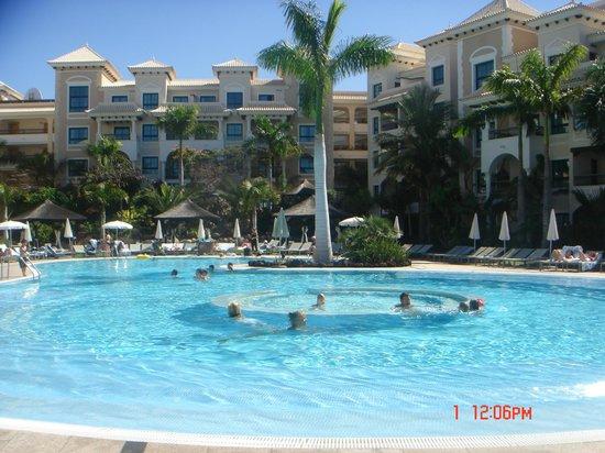 Gran Melia Palacio de Isora Resort & Spa : Piscina familiar