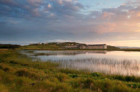Rosapenna Hotel & Golf Resort: Lake View