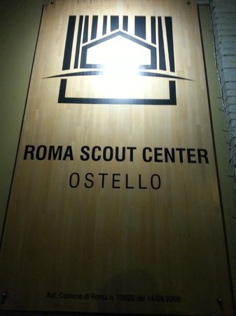 Roma Scout Center : Logo