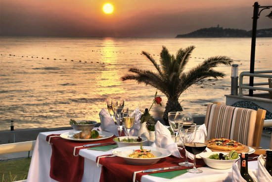 Ephesia Holiday Beach Club : A La Carte İtalian