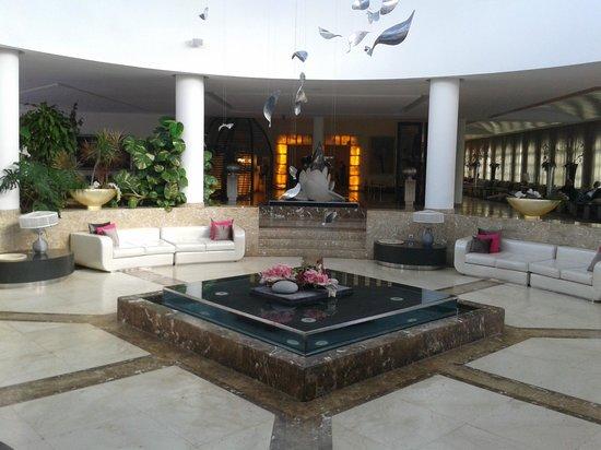Gran Melia Palacio de Isora Resort & Spa : Recepción