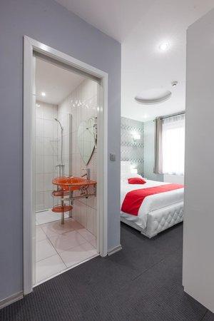 Hotel Phenix: chambre confort