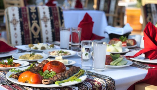Ephesia Holiday Beach Club : A La Carte Turkish