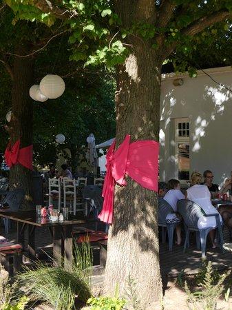 Old Gaol Restaurant : Kleine Oase...