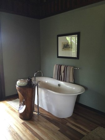 andBeyond Phinda Vlei Lodge : Bathroom