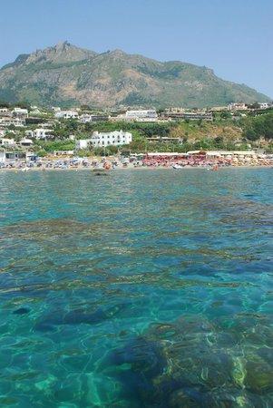 Hotel Imperamare: La spiaggia di Citara